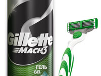 Gillette MACH3 Sensitive