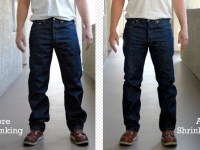 LEVIS 501 Shrink-to-Fit