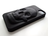 Hugo Arcier Skull iPhone Case