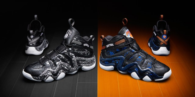 adidas Crazy 8 Nets - Knicks Pack H