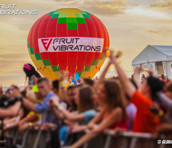 Open air «FRUIT VIBRATIONS»