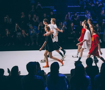 Mercedes-Benz Fashion Week Russia весна-лето 2018