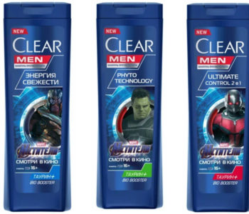 CLEAR + MARVEL